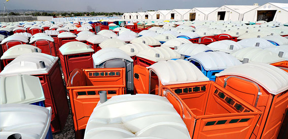 Champion Portable Toilets in Thornton, CO